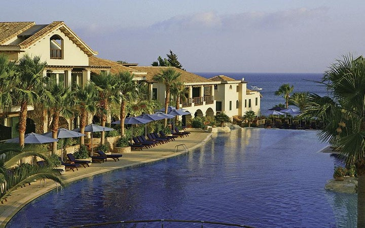 Columbia Beach Resort in Pissouri, Cyprus