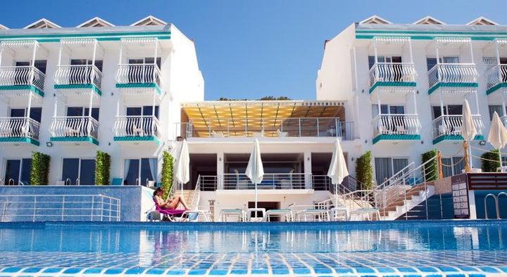 Sertil Deluxe Hotel in Hisaronu, Dalaman, Turkey