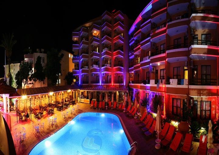 Kleopatra Fatih hotel Image 28