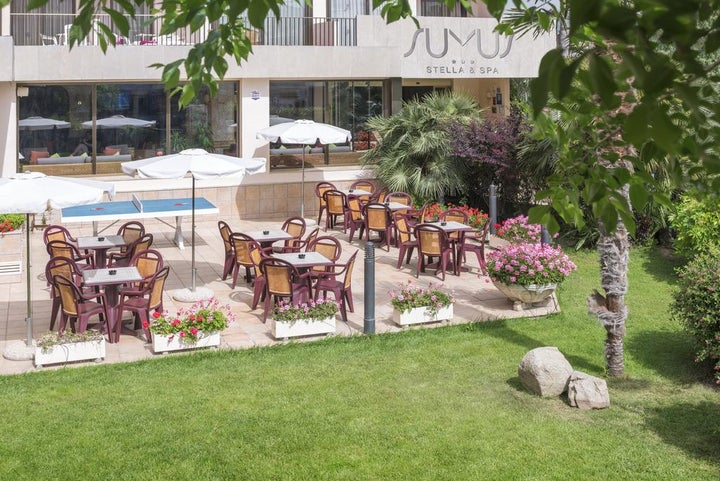 Sumus Hotel Stella and Spa Image 3