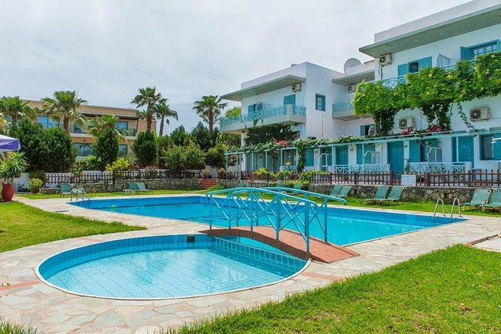 Anatoli Apartments Hersonissos in Hersonissos, Crete, Greek Islands