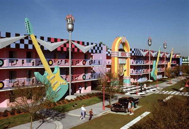 Disney's All Star Music Resort Image 9