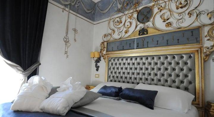 Hotel Romanico Palace in Rome, Italy