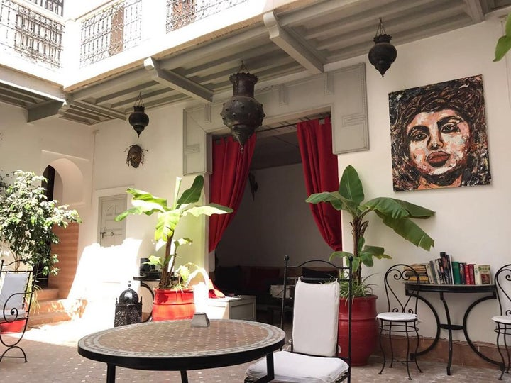 Dar Nabila in Marrakech, Morocco
