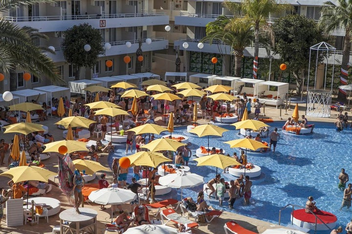 BH Mallorca Hotel in Magaluf, Majorca, Balearic Islands