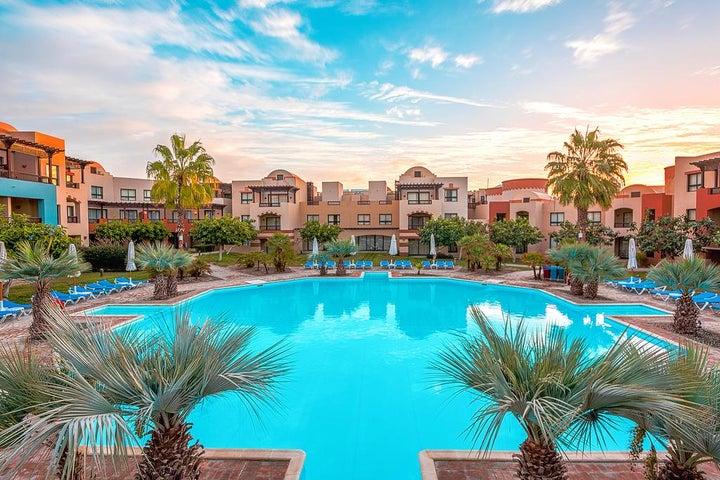 Sunrise Marina Resort Port Ghalib in Marsa Alam, Red Sea, Egypt