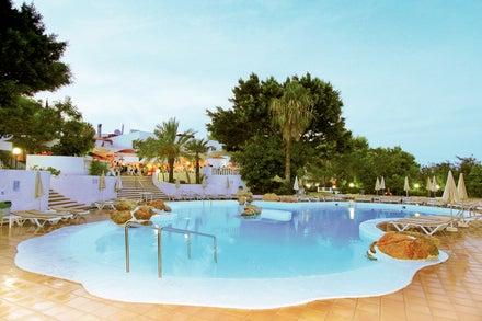 Portinatx Beach Club Hotel in Portinatx, Ibiza, Balearic Islands