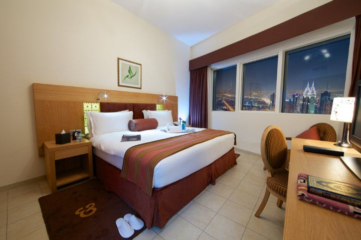 Tamani Marina Hotel and Hotel Apartment in Dubai City, Dubai, United Arab Emirates