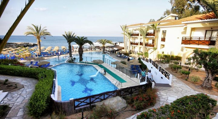 Malama Beach Holiday Village in Protaras, Cyprus