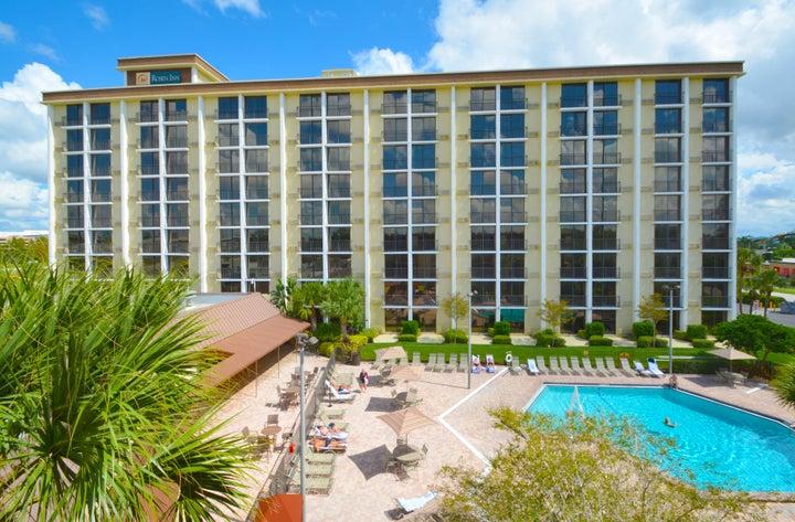 Rosen Inn Closest to Universal in Orlando, Florida, USA