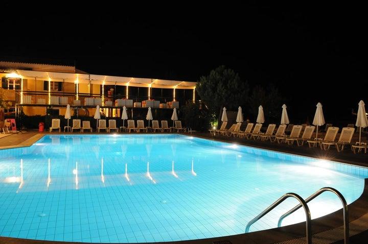 Matoula Apartments in Acharavi, Corfu, Greek Islands