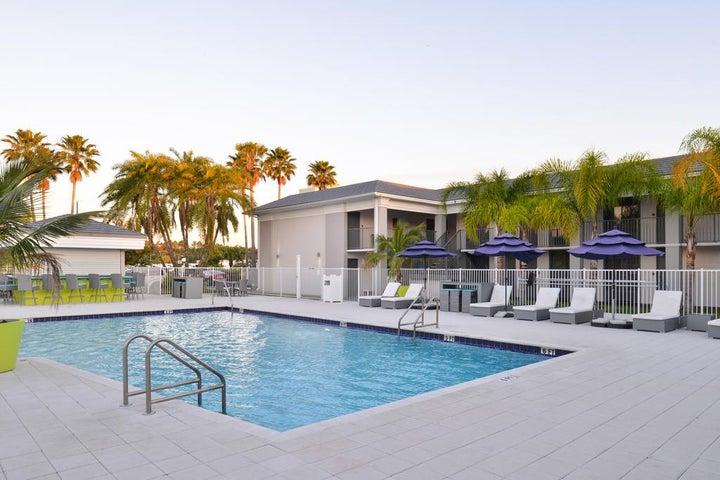 Clarion Inn and Suites Orlando Universal in Orlando, Florida, USA