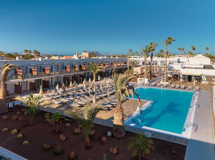 H10 Ocean Dreams Boutique Hotel in Corralejo, Fuerteventura, Canary Islands