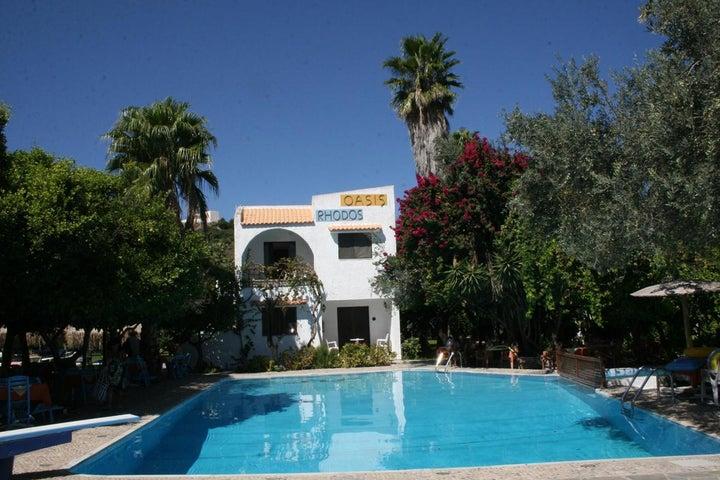Oasis Hotel in Afandou, Rhodes, Greek Islands