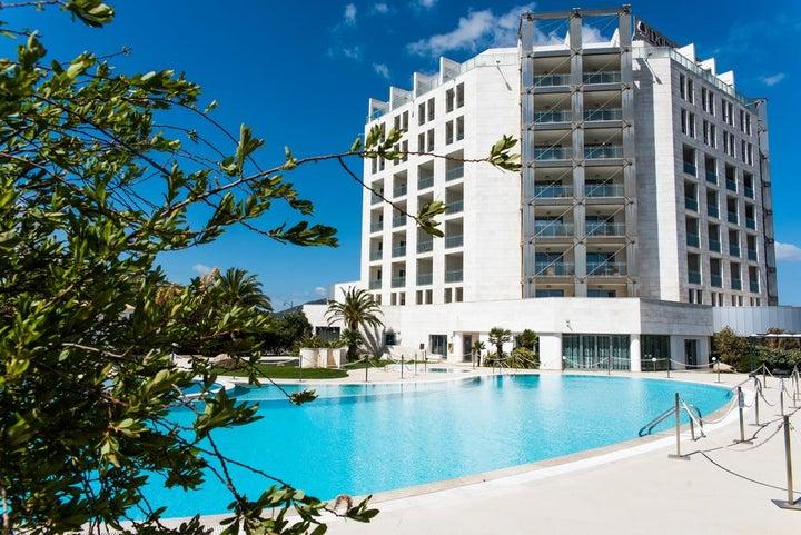 DoubleTree by Hilton Hotel Olbia in Olbia, Sardinia, Italy