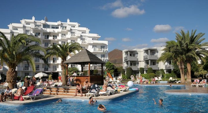 HG Tenerife Sur Apartments in Los Cristianos, Tenerife, Canary Islands