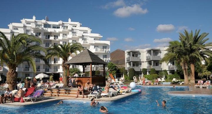 HG Tenerife Sur Apartments in Los Cristianos, Tenerife ...