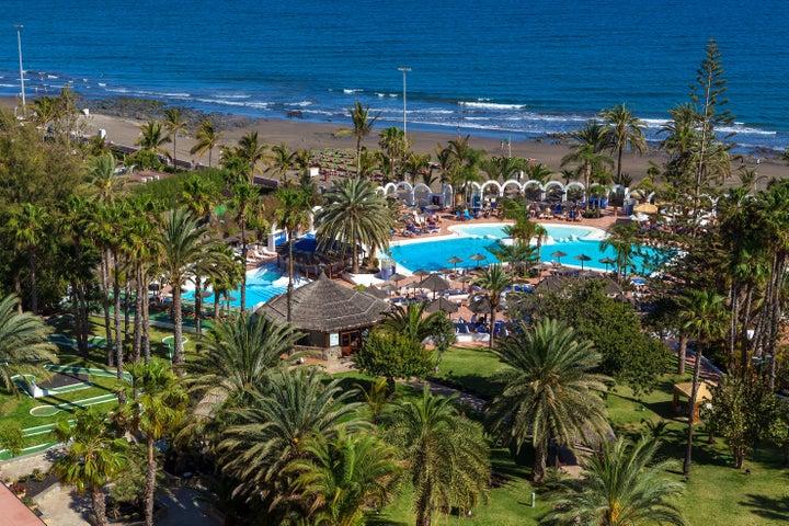 Melia Tamarindos in San Agustin (GC), Gran Canaria, Canary Islands