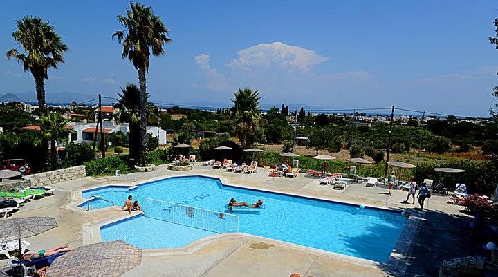 Gelli Apartments in Kos Town, Kos, Greek Islands