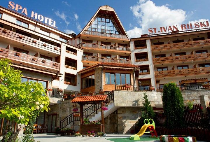Saint Ivan Rilski Hotel, SPA and Apartments Image 26