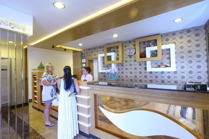 Eftalia Aytur Hotel in Alanya, Antalya, Turkey
