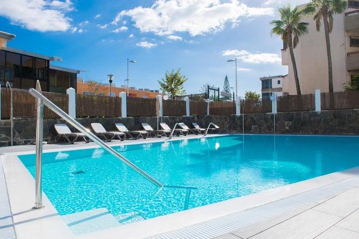 El Palmar Hotel in Playa del Ingles, Gran Canaria, Canary Islands