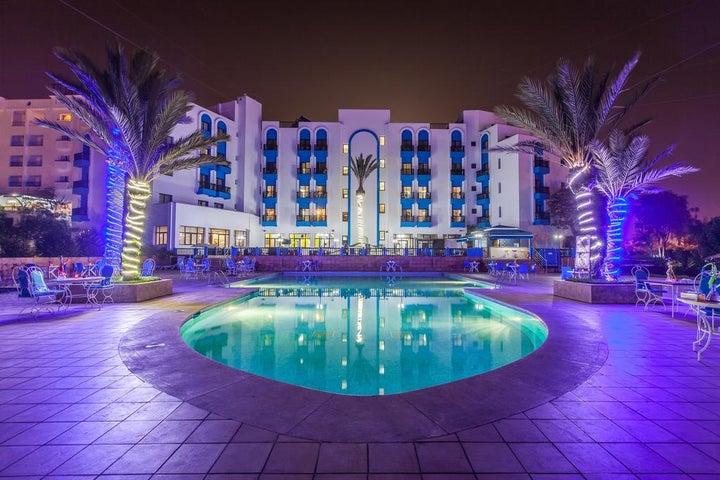 Oasis in Agadir, Morocco