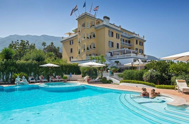 La Medusa Dimora di Charme Hotel & Boutique spa in Naples, Neapolitan Riviera, Italy