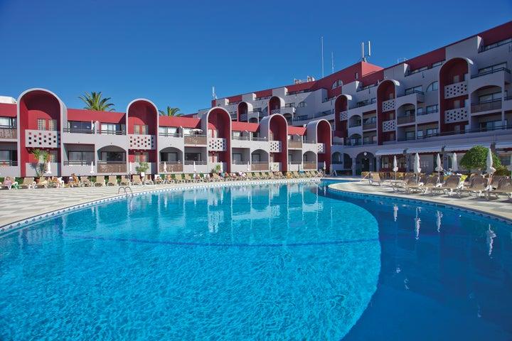 Muthu Oura Praia Hotel Apartments in Albufeira, Algarve, Portugal
