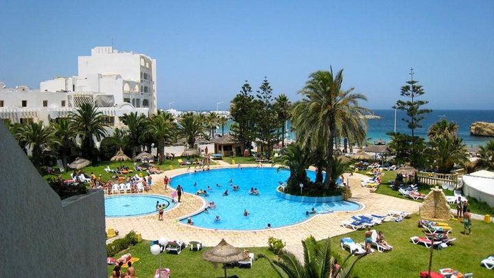 Delphin Habib in Monastir, Tunisia