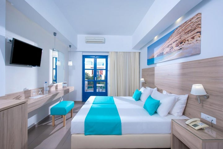 Astra Village Apartments & Suites in Hersonissos, Crete, Greek Islands