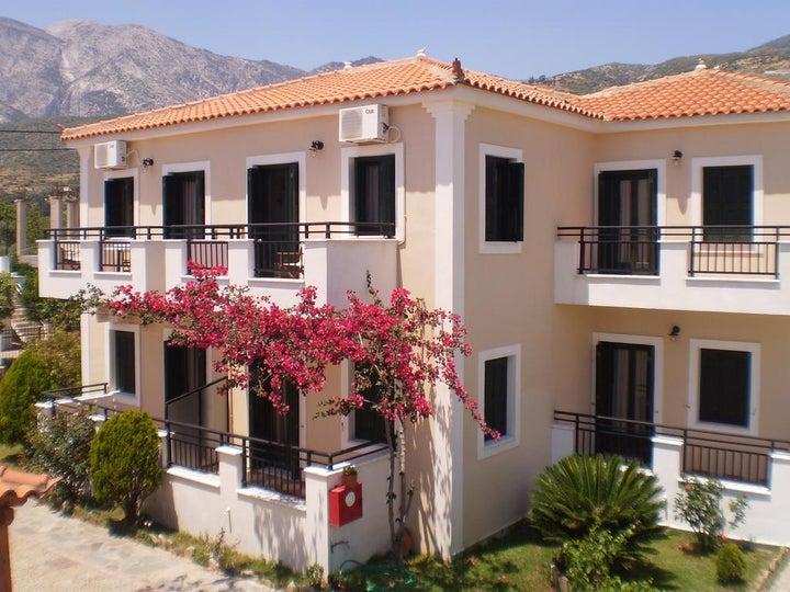So Nice Hotel in Marathokampos, Samos, Greek Islands