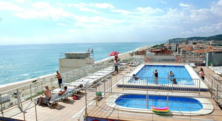 H.TOP Pineda Palace Hotel in Pineda de Mar, Costa Brava, Spain