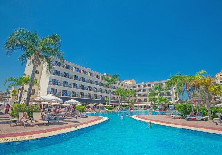 Tsokkos Gardens Hotel in Protaras, Cyprus