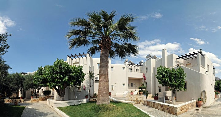 Ourania Apartments in Gouves, Crete, Greek Islands