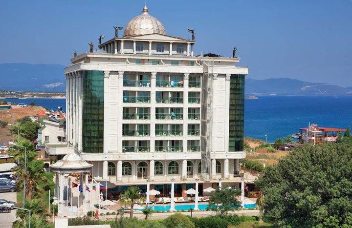 Didim Beach Resort Aqua And Elegance Thalasso Image 49