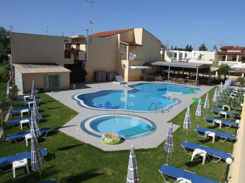 Panorama Apartments Cfu In Roda, Corfu | Holidays From £187pp | Loveholidays