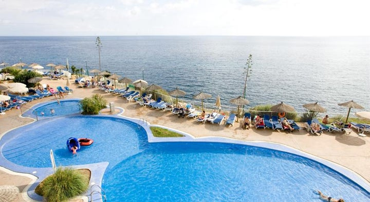 HSM Calas Park Aparthotel in Cales de Majorca, Majorca, Balearic Islands