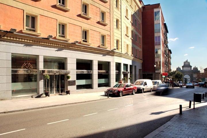 Ganivet in Madrid, Madrid, Spain