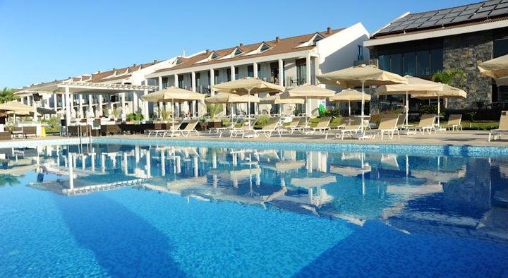 Jiva Beach Resort in Fethiye, Dalaman, Turkey