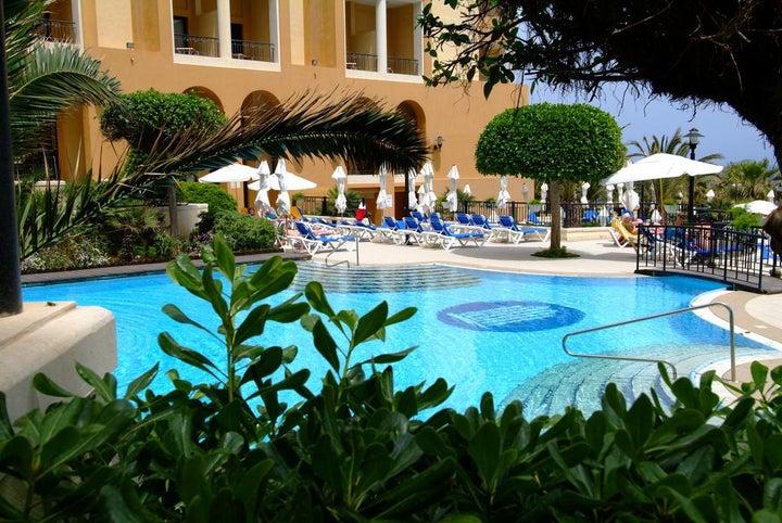 Marina Hotel Corinthia Beach Resort Image 0