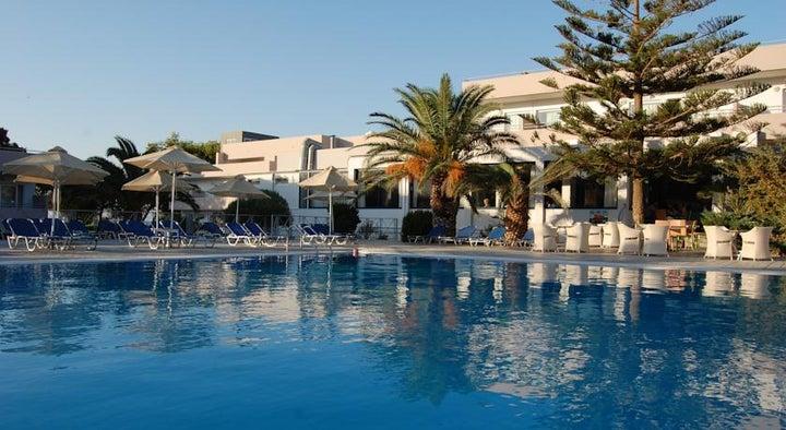 Asteras Resort in Kardamena, Kos, Greek Islands