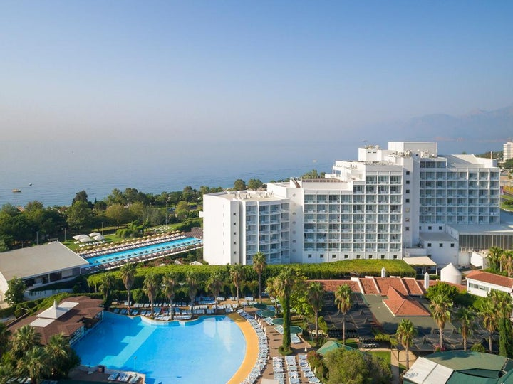Hotel SU in Antalya City, Antalya, Turkey