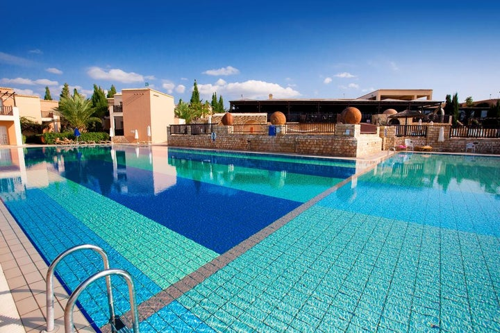 Akteon Holiday Village in Paphos, Cyprus