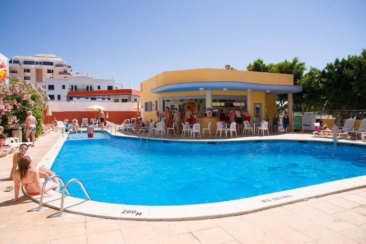 Poniente Playa Apartments in San Antonio, Ibiza, Balearic Islands