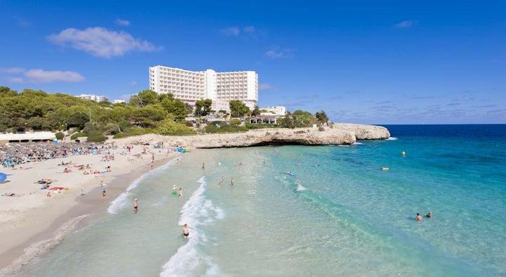 Globales America in Cales de Majorca, Majorca, Balearic Islands