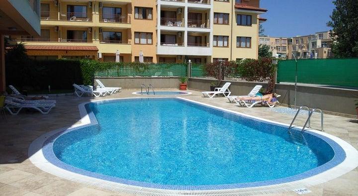 Darius Apartments in Sunny Beach, Bulgaria