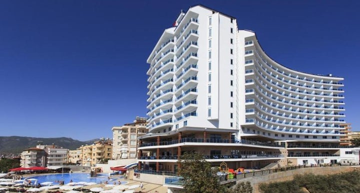 diamond hill resort hotel in alanya turkey holidays from 300pp