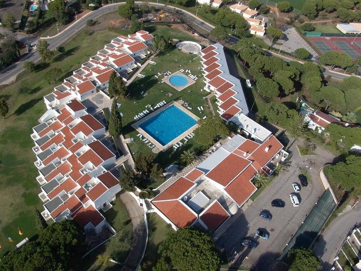 Hotel Apartamento Do Golfe in Vilamoura, Algarve, Portugal
