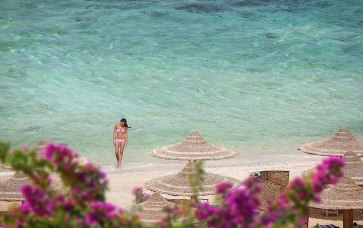 Concorde Moreen Beach Resort & Spa in Marsa Alam, Red Sea, Egypt